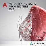 AUTODESK AutoCAD Architecture 2018 (2-Years Subscription) - Software Animation / 3d Licensing