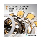 AUTODESK Inventor LT Suite 2018 (3-Years Subscription) - Software Animation / 3d Licensing