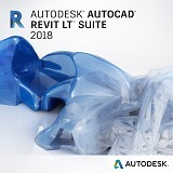 AUTODESK Revit LT Suite 2018  (3-Years Subscription) - Software Animation / 3d Licensing