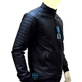 AV46 Jaket Bikers Racing Size XL [AV2] - Black - Jaket Motor