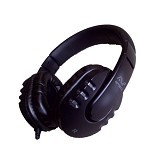 AVF Headset Cyber Full Cover Stereo [HM055 ] - Grey (Merchant) - Gaming Headset