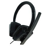 AVF Headset Full Cover Digital Stereo [HM150] -  Black (Merchant) - Headset Pc / Voip / Live Chat