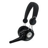 AVF Headset Full Cover Digital Stereo [HM202 ] - Black (Merchant) - Headset Pc / Voip / Live Chat
