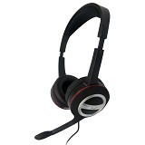 AVF Headset Medium Cover Digital Stereo [HM530 ] - Black (Merchant) - Headset Pc / Voip / Live Chat
