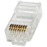AVP Cat5e RJ45 Connector [AVP-5EUMP] - RJ45 Connector