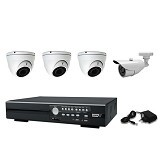 AVTECH CCTV VANDAL PROOF PAKET HDTVI 2.0 MP [IO31] - Cctv Camera