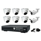 AVTECH CCTV VANDAL PROOF PAKET HDTVI 2.0 MP [IO62] - Cctv Camera
