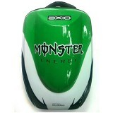 AXIO GLARIO Tas Ransel Hardcase Monster Energy Logo (Merchant)