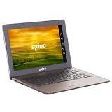 AXIOO Neon TKMC125 Non Windows - Gold - Notebook / Laptop Consumer Intel Dual Core