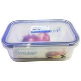 AZALEA Food Container Rectangular 500ml [FRC-21] - Wadah Makanan