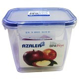AZALEA Food Container Rectangular 800ml [FRC-13] - Wadah Makanan
