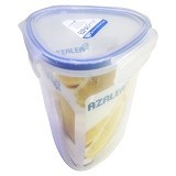 AZALEA Food Container Triangle 850ml [FTR-13] - Wadah Makanan