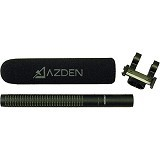 AZDEN Broadcast Quality Shotgun Microphone for DSLR Cameras [SGM-DSLR] (Merchant) - Camera and Video Microphone