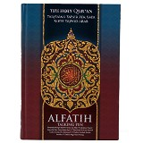 Al-Qolam Digital Alquran Alqolam Mushaf Alfatih - Electronic Learning