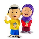 Al-Qolam Hafiz Dan Hafizah Talking Doll - Electronic Learning