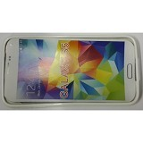 B-SAVE Dots Back Cover for Samsung S5 - White - Casing Handphone / Case