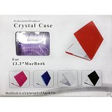 "B-SAVE MacBook Crystal Case 13.3"" Purple - Notebook Carrying Case"