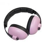 BABY BANZ Earmuff [BBEP] - Pink - Pelindung Tubuh Bayi dan Anak