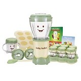 BABY BULLET Complete Baby Food Making System [22589] - Baby Food Processor