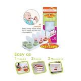BABY CUBES 8 x 70 ml - Media Penyimpanan Susu dan Makanan Bayi