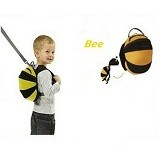 BABY SAFE Kids Harness Bee - Yellow (Merchant) - Tas / Carrier Kucing