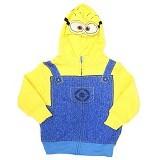 BABYZANIA Epic Threads Minion Jacket 4Y [98301] - Baju Bepergian/Pesta Bayi dan Anak