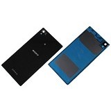 BACKDOOR Sony Xperia Z1 - Black - Casing Handphone / Case