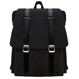 BAG & STUFF Korea M2M Backpack - Black (Merchant)