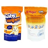 BAGUS Baby Wipes Refill 60s - Baby Wipe / Tissue Basah