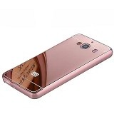 BAKULANS Bumper Mirror for Xiaomi Redmi 2/2S - Rose Gold (Merchant) - Casing Handphone / Case