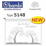 BAMBI Zipper Pocket [5148] (Merchant) - Zipper Pocket