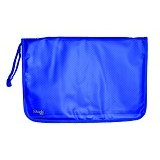 BAMBI Zipper Pocket [5823] - Blue (Merchant) - Zipper Pocket