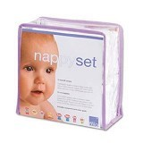 BAMBINO MIO Nappy Set Newborn - Cloth Diapers / Popok Kain