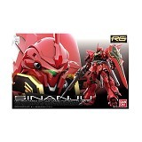 BANDAI Gundam RG Sinanju Model Kit (Merchant) - Movie and Superheroes