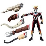 BANDAI Ultraman Ultra Change Ultraman Victory (Merchant) - Movie and Superheroes
