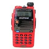 BAOFENG Handy Talky Dual Band [UV-5RA] - Red (Merchant) - Handy Talky / Ht