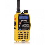 BAOFENG Handy Talky Dual Band [UV-5RA] - Yellow (Merchant) - Handy Talky / Ht