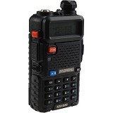 BAOFENG Handy Talky [UV-5R] - Black (Merchant) - Handy Talky / Ht