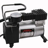 BARUZI Mini Heavy Duty Air Compressor with Real 100 PSI (Merchant) - Kompresor Angin