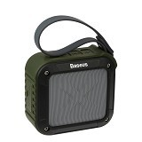 BASEUS Gaiety Series Outdoor Sport Bluetooth Speaker - Army Grey - Speaker Bluetooth & Wireless