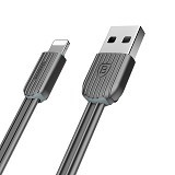BASEUS Travel Storage Lightning Cable - Gray (Merchant) - Cable / Connector Usb