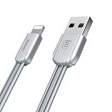 BASEUS Travel Storage Lightning Cable - Silver (Merchant) - Cable / Connector Usb