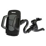 BASEUS Wind Pro Series Car Mount - Black - Gadget Mounting / Bracket