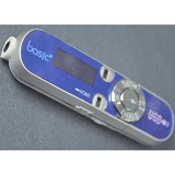 BASIC MP3 Flazz - Blue - Mp3 Players