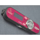 BASIC MP3 Flazz - Red - Mp3 Players