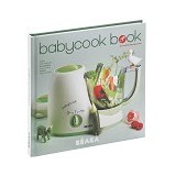 BEABA Babycook Book [9 78284 123267 3] - English New Edition - Baby & Kid Dishes Book
