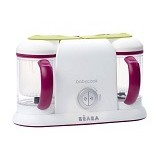 BEABA Babycook Duo [3 38434 912253 9] - Gypsy - Baby Food Processor