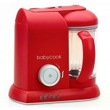 BEABA Babycook Solo [912422] - Red - Baby Food Processor