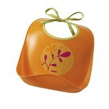 BEABA Training Bibs Assorted Colours [3 38434 913196 8] - Celemek Bayi / Bib