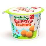 BEANSTALK Pumpkin cracker 20gr 9m+ [KM86] - Makanan dan Susu Formula Bayi dan Anak